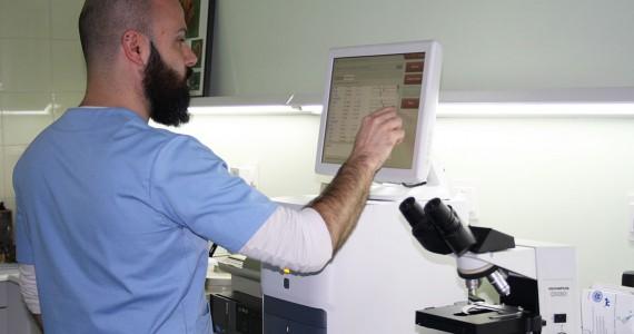 Clínica Veterinaria Villava Laboratorio