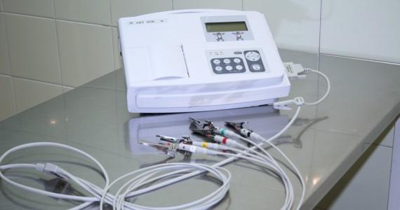 Clínica Veterinaria Villava Electrocardiografía