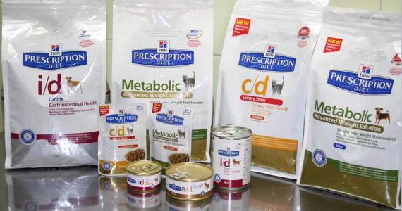 Clínica Veterinaria Villava Dietas prescripción veterinaria