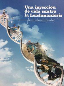 Una inyección de vida contra la Leishmaniosis